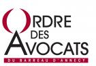 Ordre des avocats du barreau d'Annecy logo